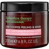 Spilanthox - Gezichtsverzorging - 2IN1 Coffee Peeling & Mask