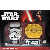 Star Wars - Cura del corpo - Set da bagno Trooper