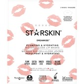 StarSkin - Face - Dreamkiss Plumping & Hydrating Lip Masks