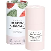 StarSkin - Facial care - Orglamic Eye Cream Pink Cactus