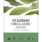 StarSkin - Tuchmaske - Sea Kelp Mask Leaf Face Mask