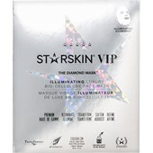 StarSkin - Cloth mask - VIP - The Diamond Mask Illuminating Face Mask Bio-Cellulose