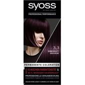 Syoss - Coloration - 3_3 Viola scuro grado 3 Colorazione permanente