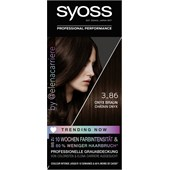 Syoss - Coloration - 3_86 Onyx Braun  Trending Now Coloration