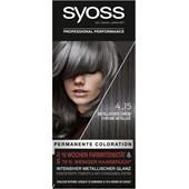 Syoss - Coloration - 4_15 Cromo metallico grado 3 Colorazione permanente
