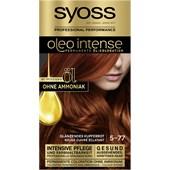Syoss - Oleo Intense - 5-77 Rosso rame lucido Colorazione olio permanente Oleo Intense