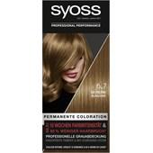 Syoss - Coloration - 6_7 Biondo dorato grado 3 Colorazione permanente