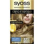 Syoss - Oleo Intense - 7-10 Biondo naturale  Colorazione olio permanente Oleo Intense