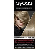 Syoss - Coloration - 7_5 Mittelaschblond Stufe 3 Coloration
