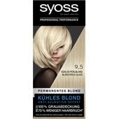 Syoss - Coloration - 9_5 Kühles Perlblond Stufe 3 Permanentes Blond