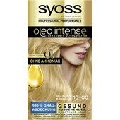 Syoss - Oleo Intense - 10-00 Hellblond Stufe 3 Oil colouration