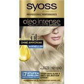 Syoss - Oleo Intense - 12-00 Extra Platinum Stufe 3 Öl-Aktivierter Aufheller