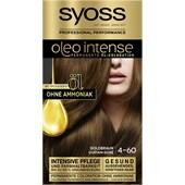 Syoss - Oleo Intense - 4-60 Goldbraun Stufe 3 Öl-Coloration