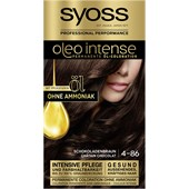 Syoss - Oleo Intense - 4-86 Schokoladenbraun Stufe 3 Oil colouration