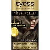 Syoss - Oleo Intense - 5-54 Kühles Hellbraun Stufe 3 Oil colouration