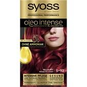 Syoss - Oleo Intense - 5-92 Rosso chiaro grado 3 Colorazione olio