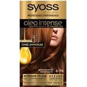 Syoss - Oleo Intense - 6-76 Rame caldo grado 3 Colorazione olio