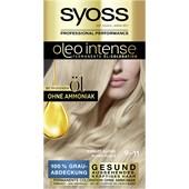 Syoss - Oleo Intense - 9-11 Kühles Blond Stufe 3 Oil colouration