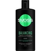 Syoss - Shampoo - Balancing Shampoo