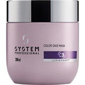 System Professional Lipid Code - Color Save - Mask C3