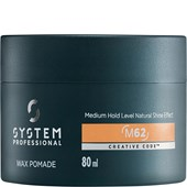 System Professional Lipid Code - Man - Wax Pomade M62