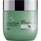 System Professional Lipid Code - Nativ - Pre-Shampoo Clay