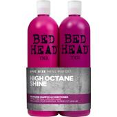 TIGI - Renforcement et brillance - Recharge High Octane Shine Tween Set