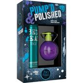 TIGI - Styling & Finish - Pump'd & Polished Set