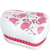 Tangle Teezer - Compact Styler - Skinny Dip White Flamingo