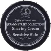 Taylor of old Bond Street - Kolekcja Jermyn Street - Jermyn Street Shaving Cream for Sensitive Skin
