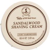Taylor of old Bond Street - Sandalwood series - Shaving Cream