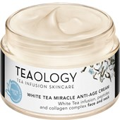 Teaology - Gesichtspflege - White Tea Miracle Anti-Age Cream