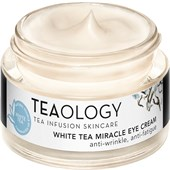 Teaology - Gesichtspflege - White Tea Miracle Eye - Cream