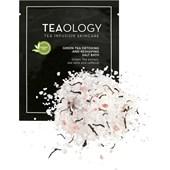 Teaology - Körperpflege - Green Tea Badesalz Detoxing und Reshaping