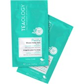 Teaology - Körperpflege - Yoga Care Purity Shower Body Wipe