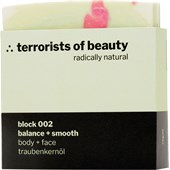 Terrorists of Beauty - Soaps - Block Balance + Smooth