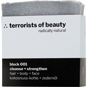 Terrorists of Beauty - Seifen - Block Cleanse + Strenghten