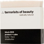 Terrorists of Beauty - Soaps - Block Protect + Calm White