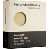 Terrorists of Beauty - Seifen - Block Protect + Calm White