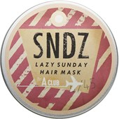 The A Club - Skin care - SNDZ Lazy Sunday Hair Mask
