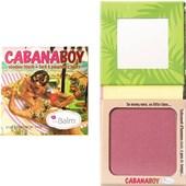 The Balm - Eyeshadow - CabanaBoy Shadow & Blush