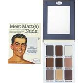 The Balm - Eyeshadow - Meet Matte Nude Eyeshadow Palette