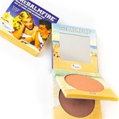 The Balm - Eyeshadow - Night Owl Highlighting Shadow & Blush Duo