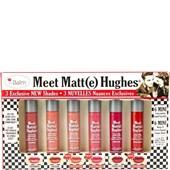 The Balm - Lipstick - MeetMatteHughes Vol.14