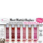 The Balm - Lipstick - MeetMatteHughes Vol.3