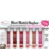 The Balm - Lipstick - MeetMatteHughes Vol.3