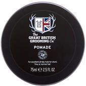 The Great British Grooming Co. - Cuidados com o cabelo - Pomade