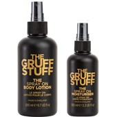 The Gruff Stuff - Gesichtspflege - The Face + Body Set