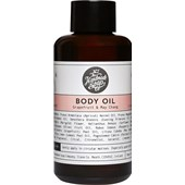 The Handmade Soap - Grapefruit & May Chang - Body Oil
