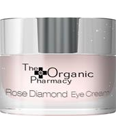 The Organic Pharmacy - Gesichtspflege - Rose Diamond Eye Cream